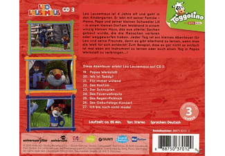 VARIOUS - Leo Lausemaus - CD 3  - (CD)