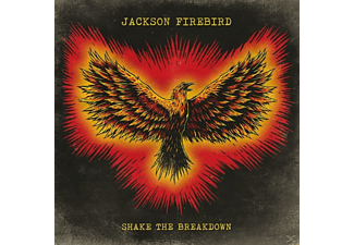 Jackson Firebird - Shake The Breakdown (Black Vinyl) - (Vinyl)