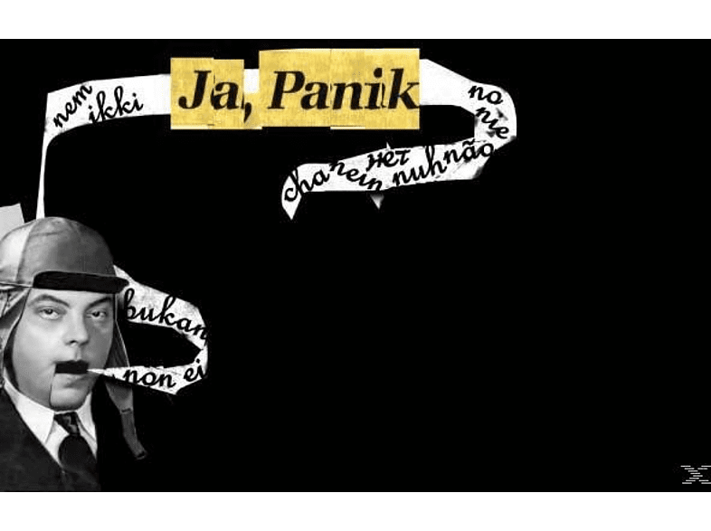 Panik Ja - Ja, Panik [CD]