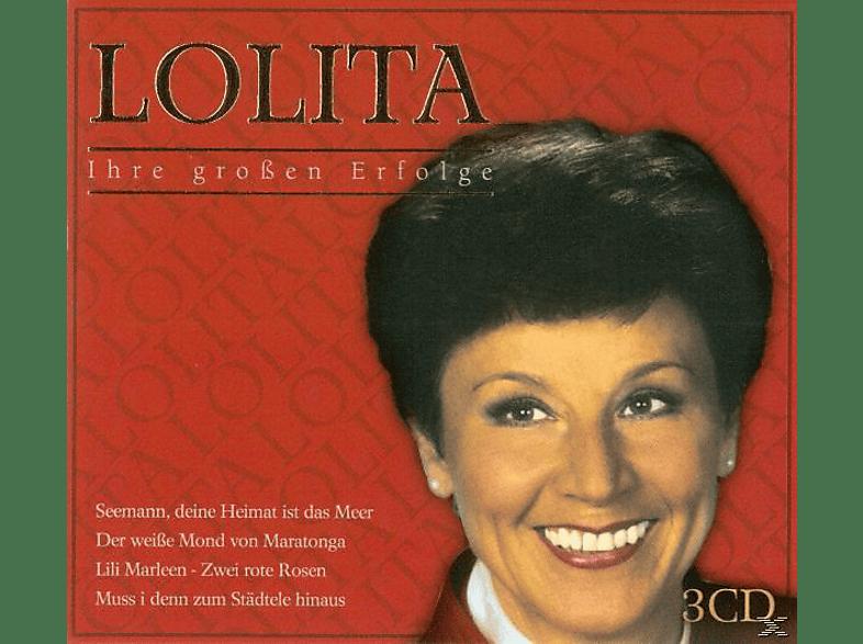 Lolita - Ihre Grossen Erfolge [CD]