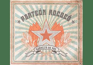 Panteón Rococó - Ejercito De Paz  - (CD)