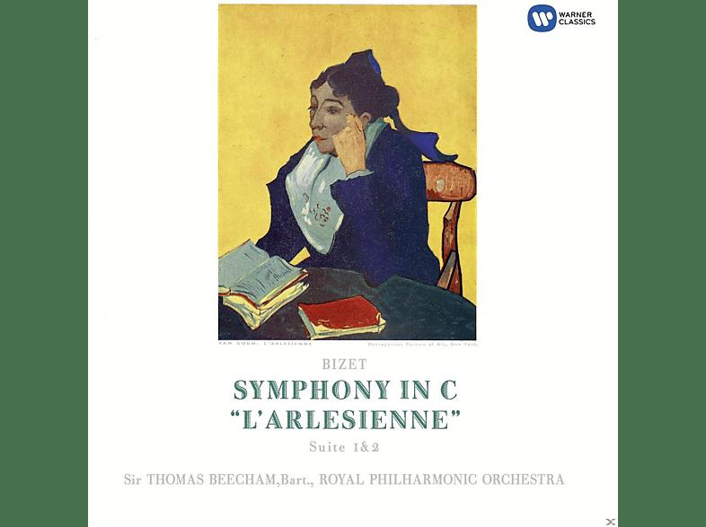 Sir Thomas Beecham, Royal Philharmonic Orchestra - Bizet: Symphony In C - L'arlésienne Suites Nos. 1 [CD]