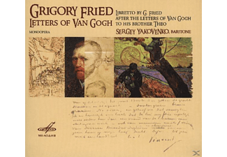 The Soloists Ensemble - Briefe von Van Gogh - (CD)