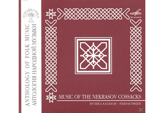 Folk Music Ensemble Der Stawropol Region - Anthology Of Folk Music: Nekrasow Kossaken - (CD)
