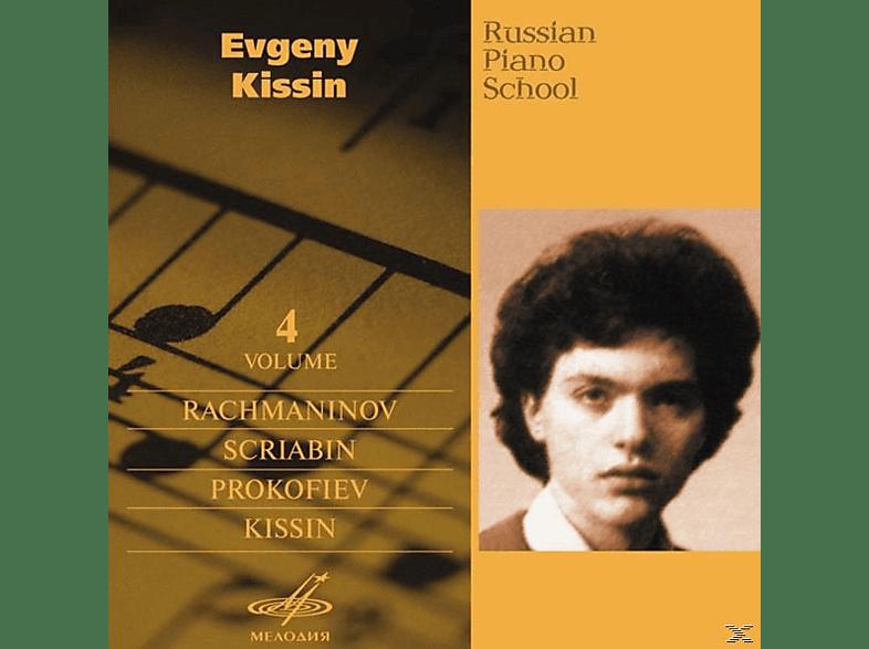 Evgeny Kissin - Russian Piano School Vol.4 [CD]