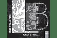 Lazar Berman (pno), Berman Lazar - Romantische Sonaten [CD]