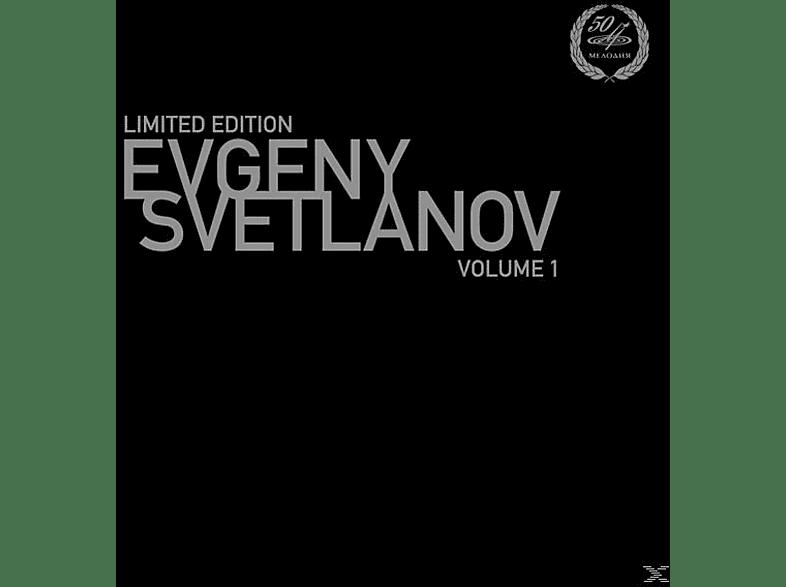 USSR State Academic Symphony Orch., Evgeny Svetlanov - Sinfonie 1 [Vinyl]