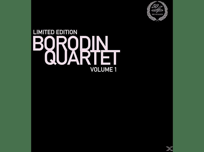 Borodin Quartet - Streichquartett 1 [Vinyl]