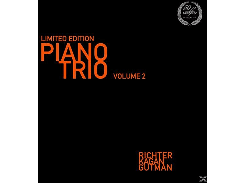 Sviatoslav Richter, Oleg Kagan, Gutman Natalia - Limited Edition Piano Trio Vol.2 [Vinyl]