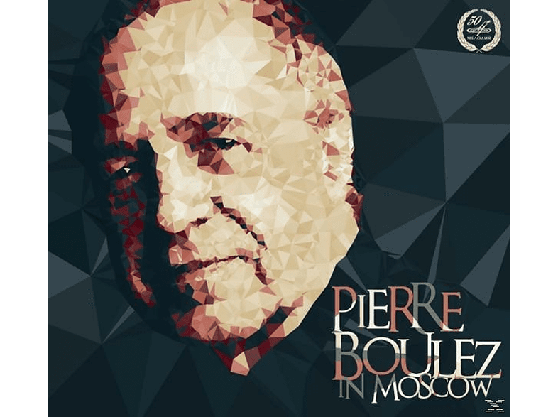 THE MOSCOW CONSERVATORY/SYMPHONY OR - Pierre Boulez in Moscow [CD]