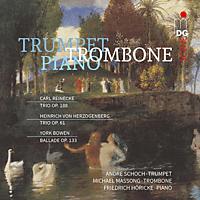 Schoch,Andre/Massong,Michael/Höricke,Friedrich - Trios Für Trompete, Posaune Und Klavier [CD]