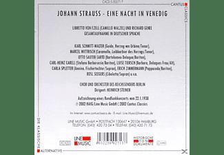 Chor - Eine Nacht In Venedig-Gesamt  - (CD)