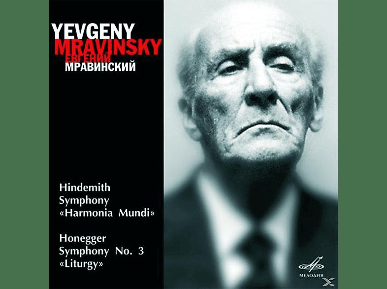 VARIOUS - Mravinsky Ed.3 V.4-Sinfonien [CD]
