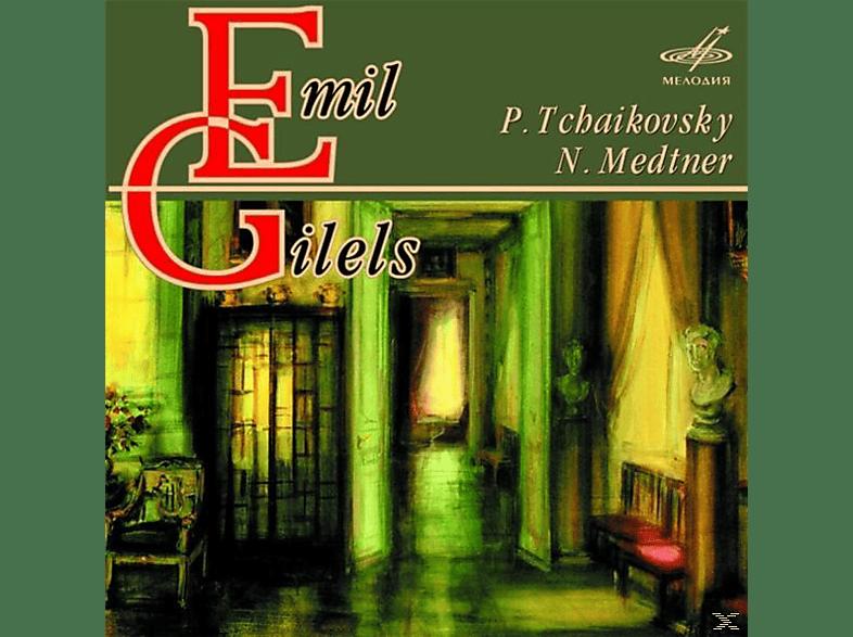 Sviatoslav Richter, Emil Gilels - Sonaten Und Stücke Für Klavier [CD]