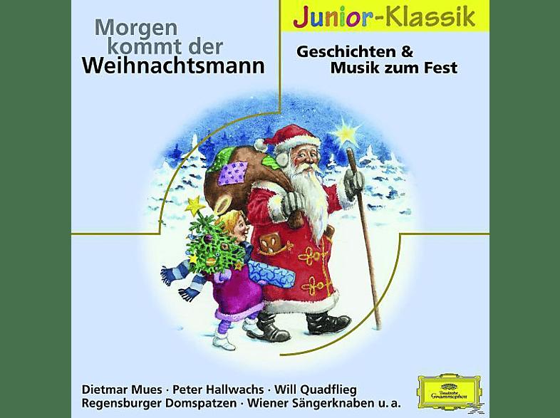 D./+ Wiener Sängerknaben/mues - Morgen Kommt Der Weihnachtsmann - (CD)