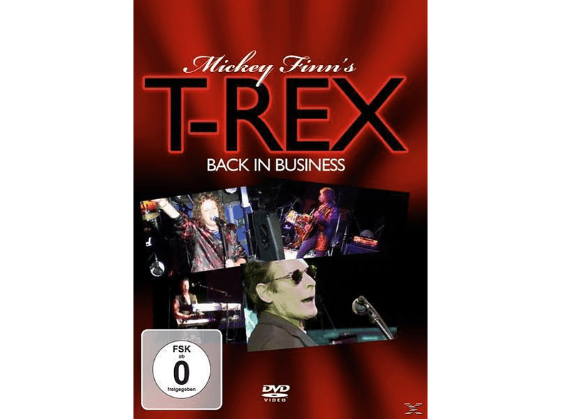 T. Rex - Back In Business [DVD]
