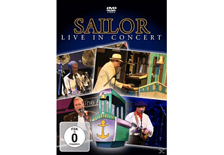 Sailor - Live In Concert  - (DVD)