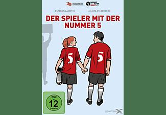 Der Spieler mit der Nummer 5 DVD