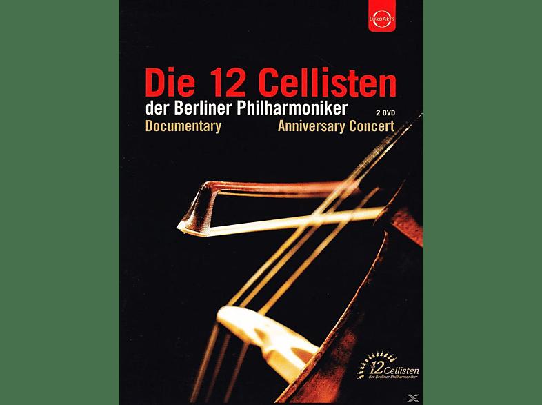 12 Cellisten - Die 12 Cellisten Der Berliner Philharmoniker [DVD]