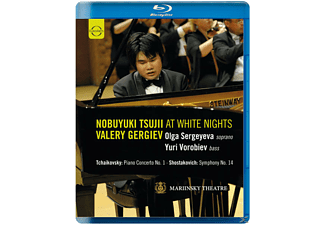Nobuyuki Tsujii - At White Nights - (Blu-ray)