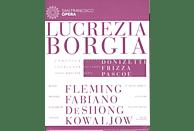 Fleming/Fabiano, Frizza/Fleming/Fabiano/DeShong - Lucrezia Borgia [Blu-ray]