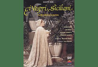 Teatro Comunale Di Bologna - I Vespri Siciliani  - (DVD)