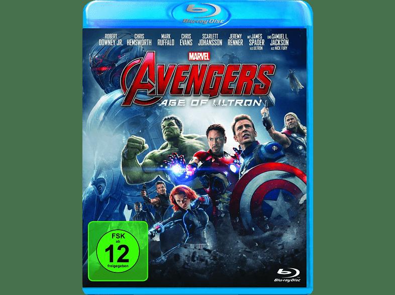 Avengers: Age of Ultron [Blu-ray]