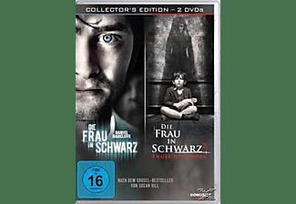 Die Frau in Schwarz + Die Frau in Schwarz 2: Engel des Todes DVD