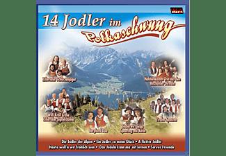 VARIOUS - 14 Jodler Im Polkaschwung  - (CD)
