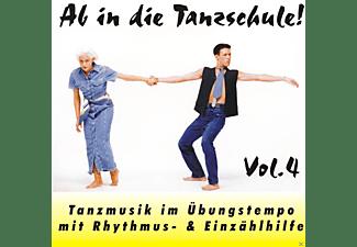 Klaus Tanzorchester Hallen - Ab In Die Tanzschule! Vol.4  - (CD)