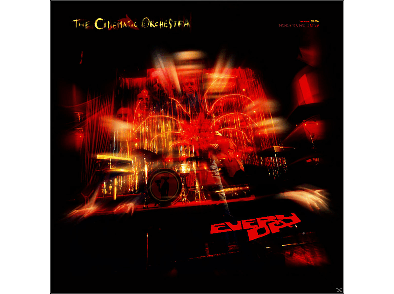 The Cinematic Orchestra - Everyday [LP + Download]