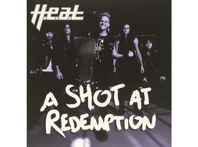 Heat - A Shot At Redemption [Vinyl]