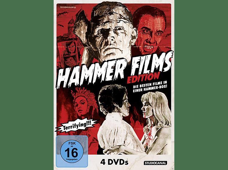 Hammer Films Edition [DVD]