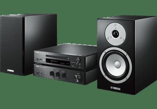 YAMAHA Kompaktanlage MCR-N670D, schwarz/schwarz