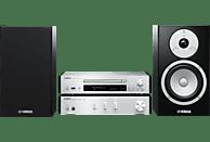 YAMAHA MCR-N670 Kompaktanlage (Silber)