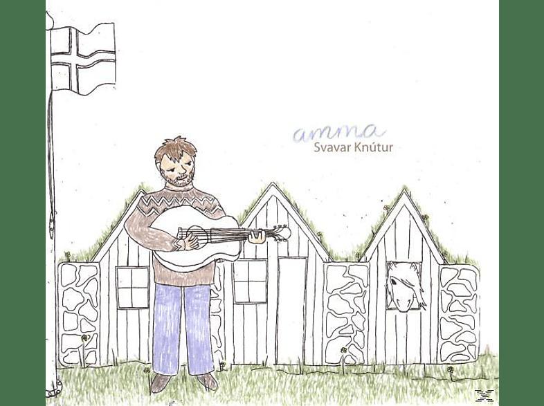 Svavar Knútur - Amma [CD]