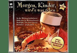 VARIOUS - Morgen, Kinder, Wird's Was Geben  - (CD)