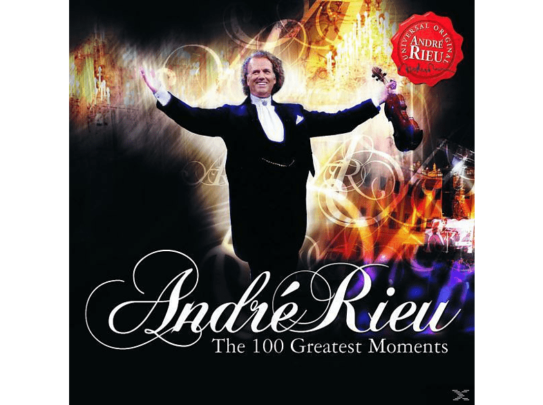 André Rieu - 100 Greatest Moments [CD]