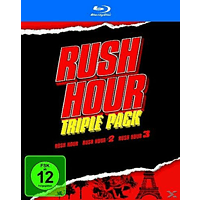 Rush Hour 1-3 [Blu-ray]
