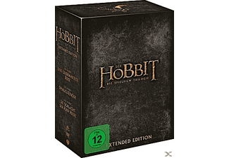 Der Hobbit Trilogie - Extended Edition Box [DVD]