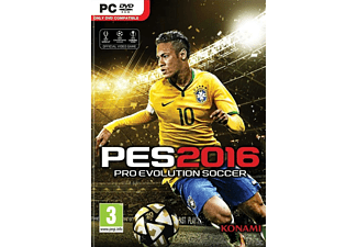 PC PES 2016 - Pro Evolution Soccer Day One Edition