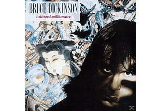 Bruce Dickinson - Tattooed Millionaire (Reissue)  - (CD)