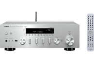 YAMAHA R-N602 HiFi Receiver (2 Kanäle, 105 Watt pro Kanal, Titanum)