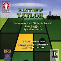 "Richard Watkins, Royal Ballet Sinfonia - Symphony No.1 ""sinfonia Brevis"". Horn Concerto. Symphony No.3 [CD]"