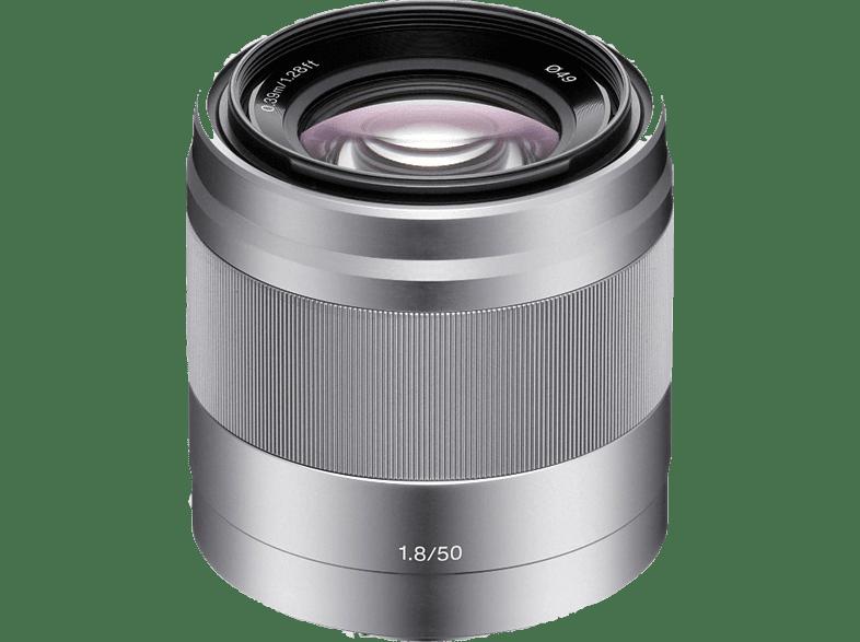 SONY Standaardlens E 50mm F1.8 OSS (SEL50F18.AE)