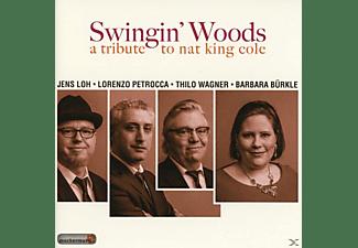 Loh,J./Petrocca,L./Wagner,T./Bürkle,B. - Swingin' Woods-a tribute to Nat King Cole  - (CD)