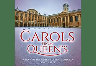 Choir Of Queens College - Carols From Queen's  - (CD)