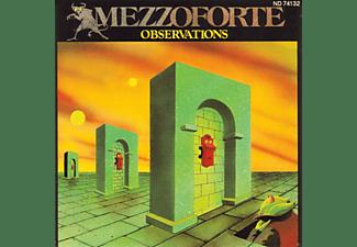 Mezzoforte - Observations  - (CD)