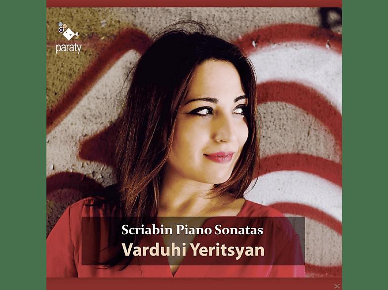 Varduhi Yeritsyan - Klaviersonaten [CD]