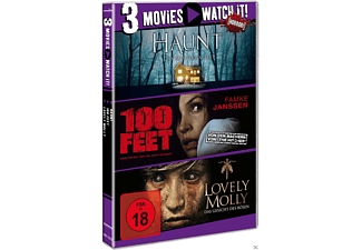 3er Collection: Haunt + 100 Feet + Lovely Molly DVD